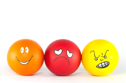 Design with Personality in Mind - emoticons