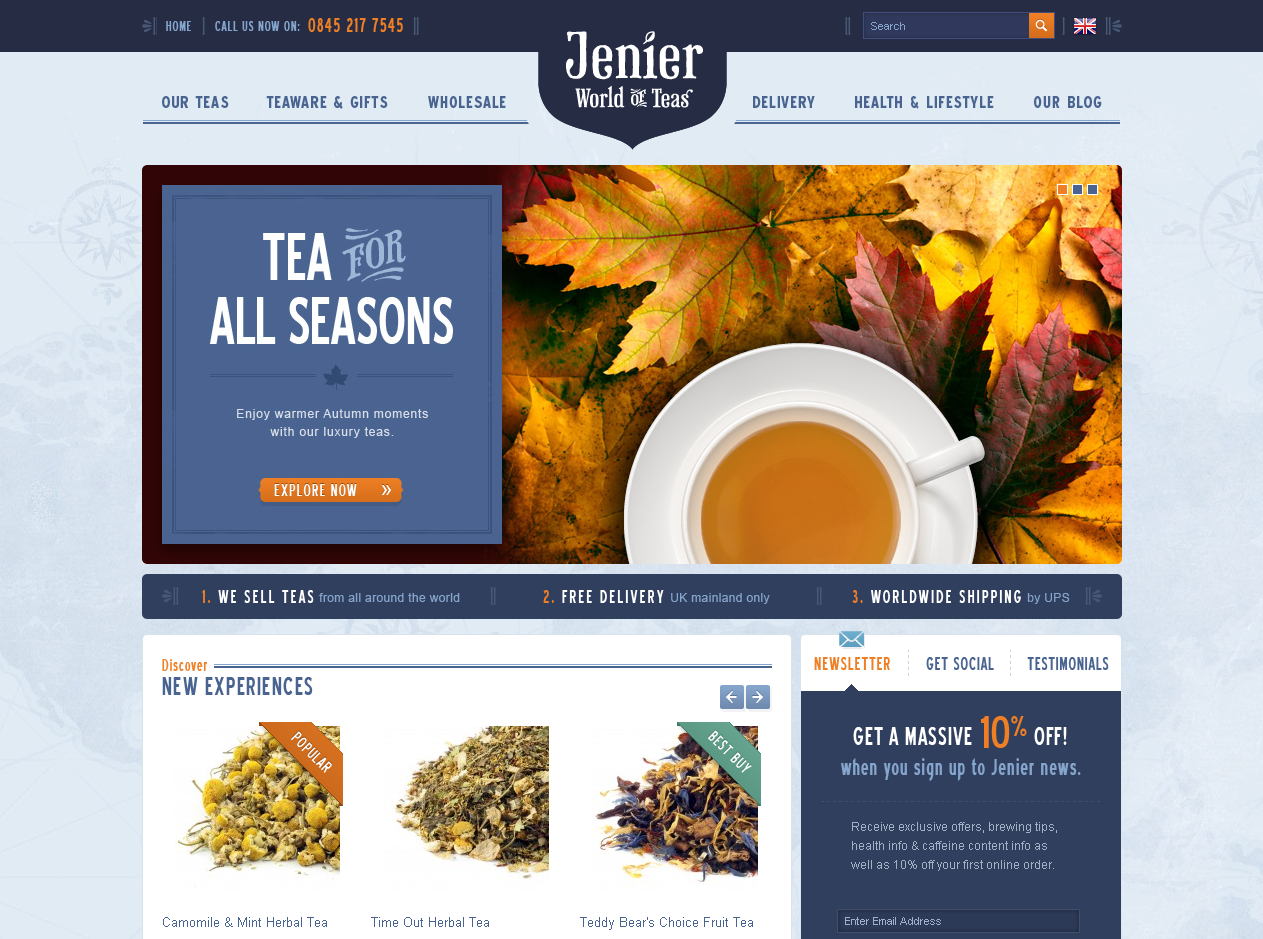jenier world of teas