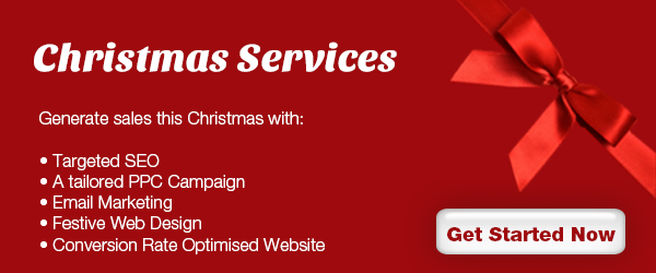 Christmas Ecommerce Optimisation Services by Xanthos