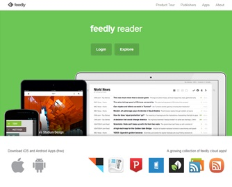 Feedly - an alternative to Google Reader