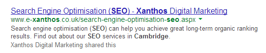 cambridge seo xanthos - Google Search