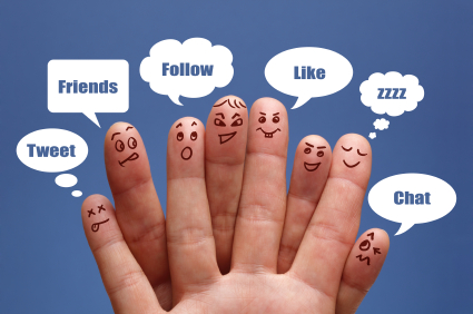 Be super social to increase traffic to your website