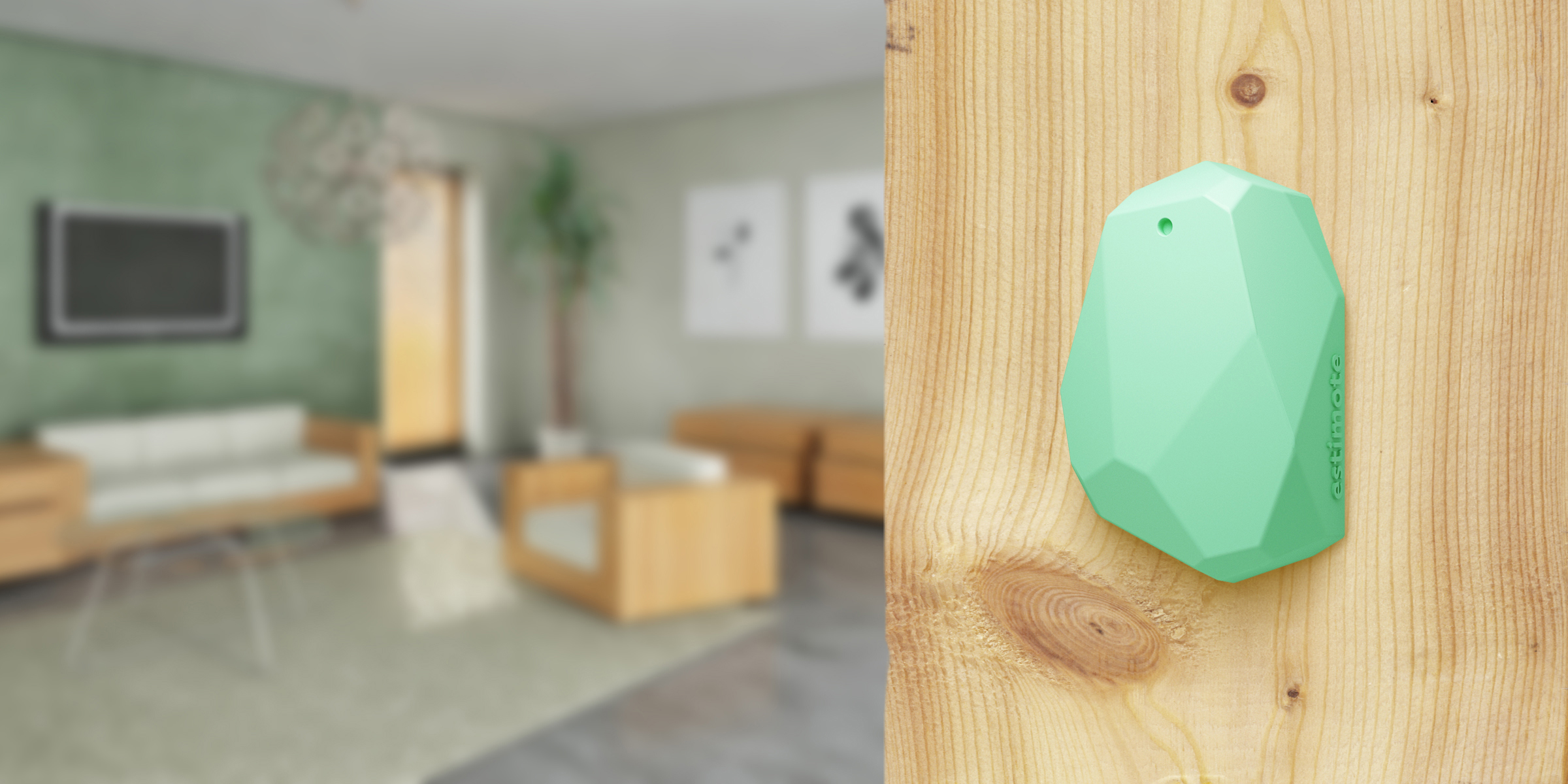 estimote beacon
