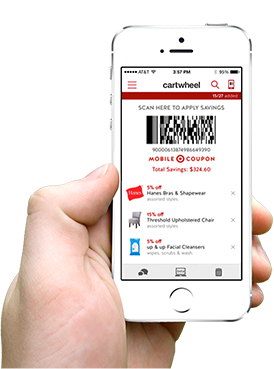 Cartwheel Target Facebook Social Commerce