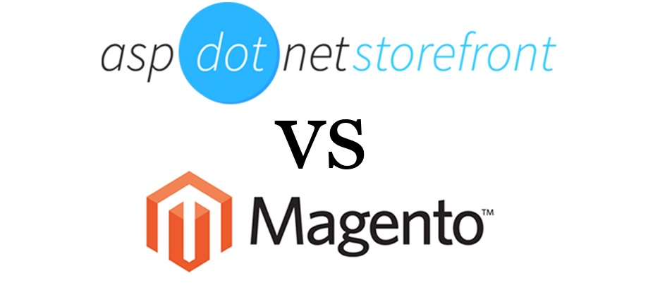 AspDotNetStoreFront or Magento Ecommerce Software