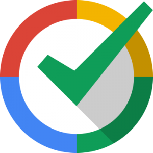 Google Certified Shop Tick Logo