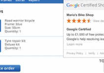 Google Certified Shop UK