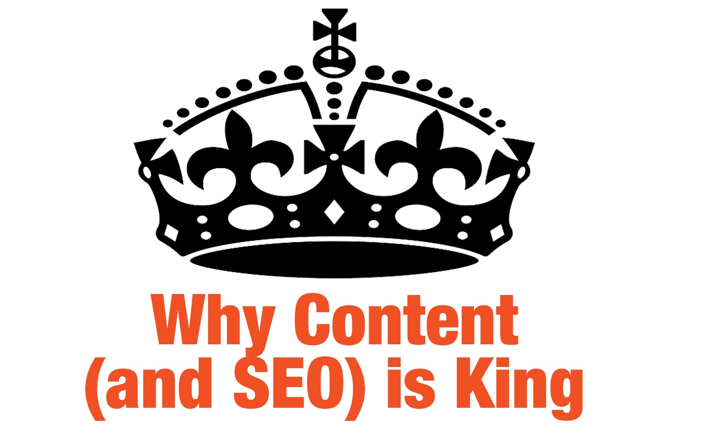 Why Content and SEO is king