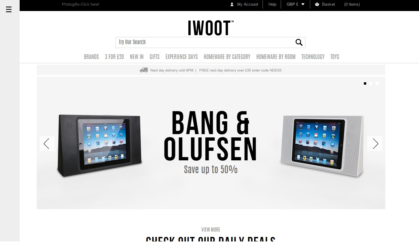 I want one of those Ecommerce Web Design