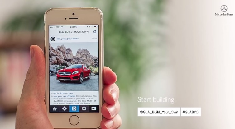 Build a GLA on Instagram Campaign Facebook Award