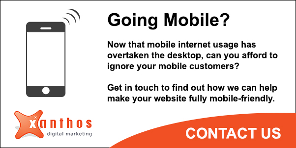 Xanthos Mobile Website