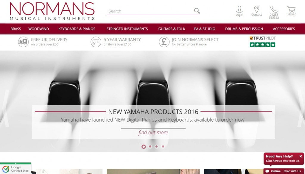 Normans Responsive Design by Xanthos