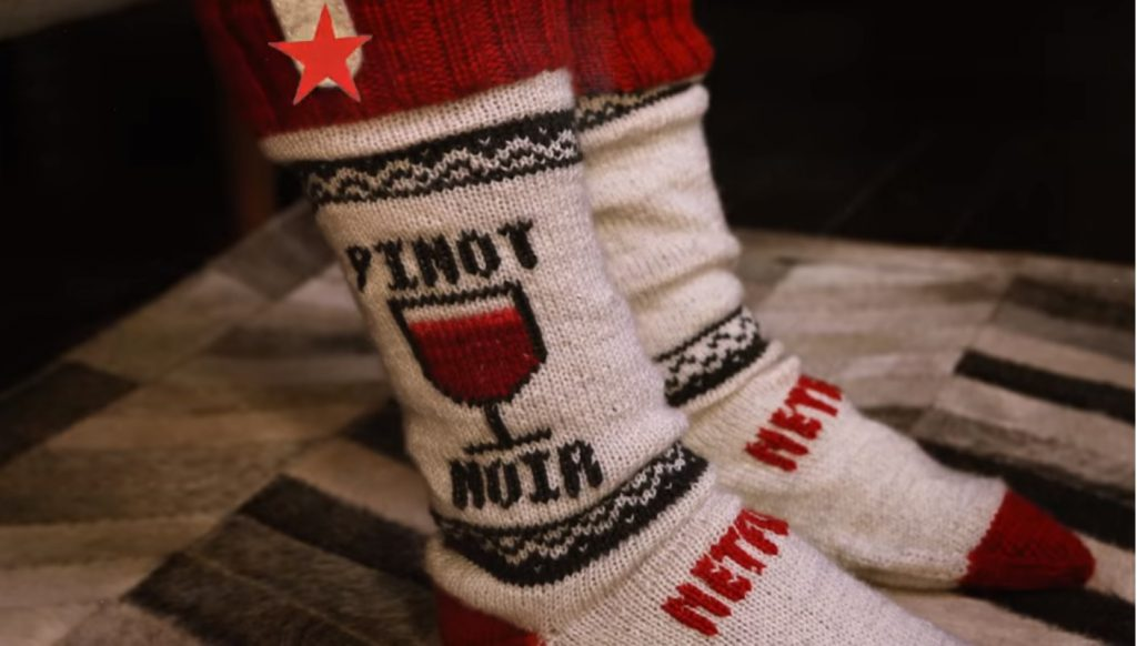 Netflix socks digital marketing campaign