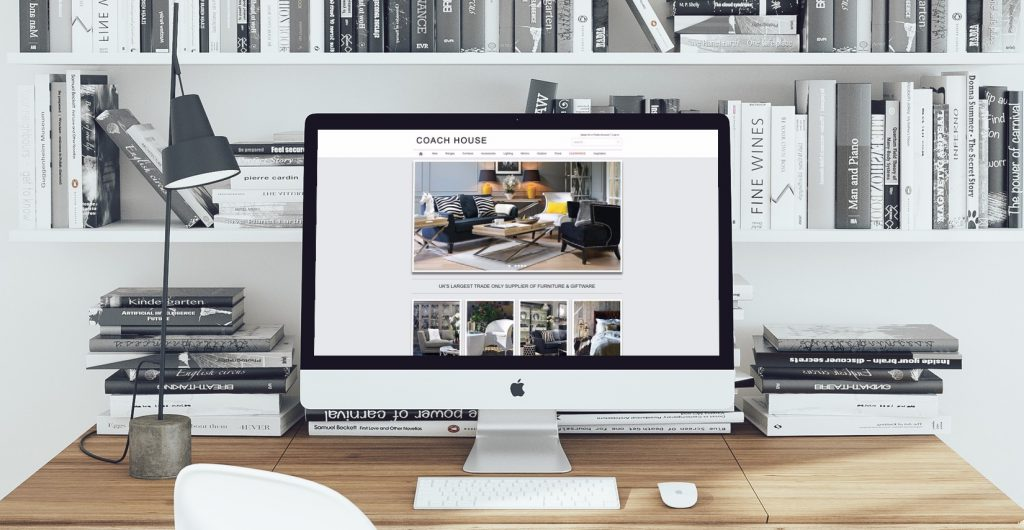 Coach House Ecommerce Store Elements