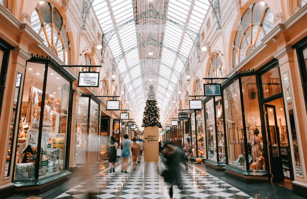 christmas shopping trends 2017